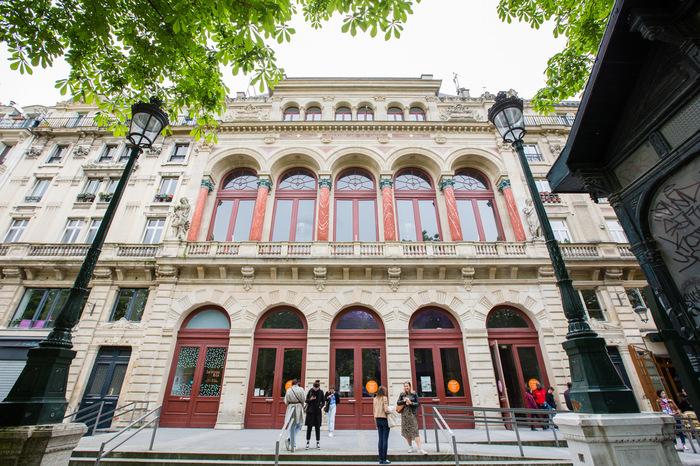Journées du patrimoine 2019 - Visite coulisse de la Gaîté Lyrique