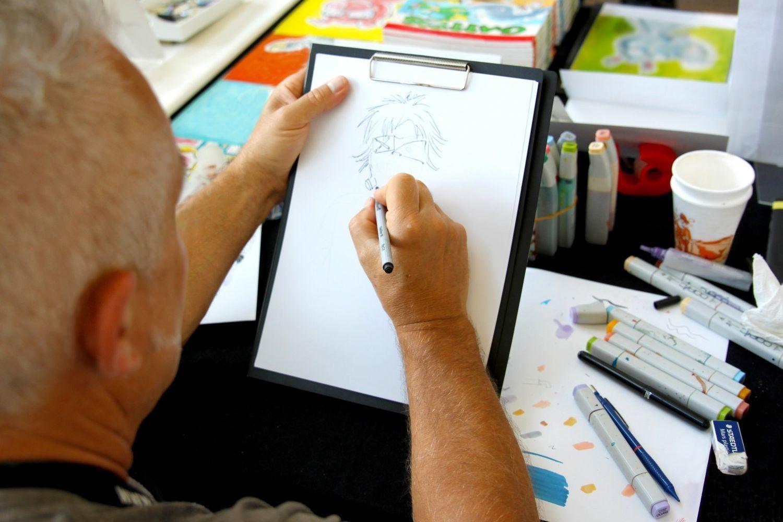 """Exposition: """"Le dessin engagé"""""""