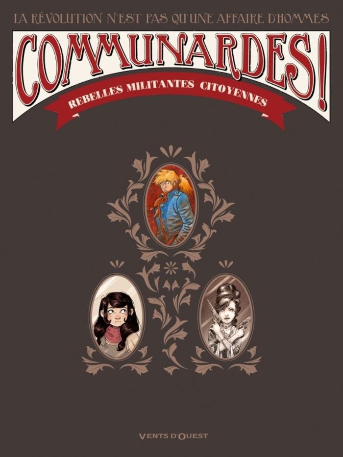 Conférence en ligne : Des portraits de femmes racontent la Commune de Paris en BD