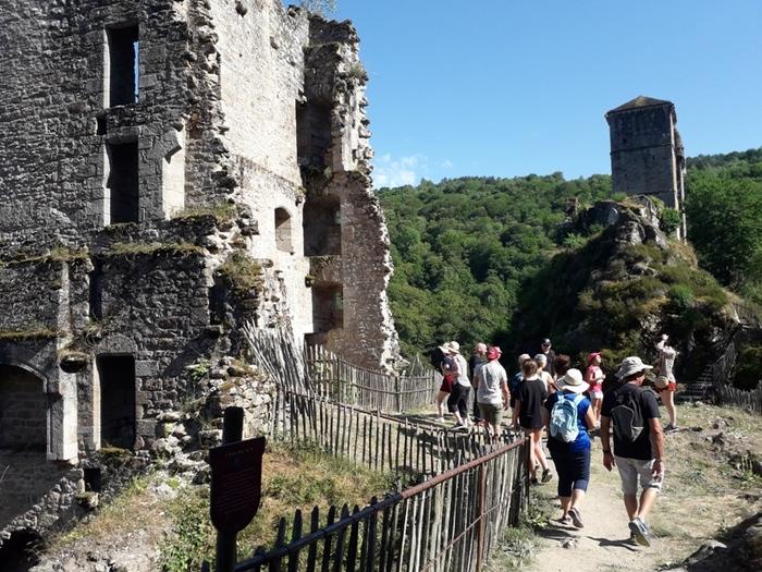 Journées du patrimoine 2020 - Visite guidée d'un castrum médiéval