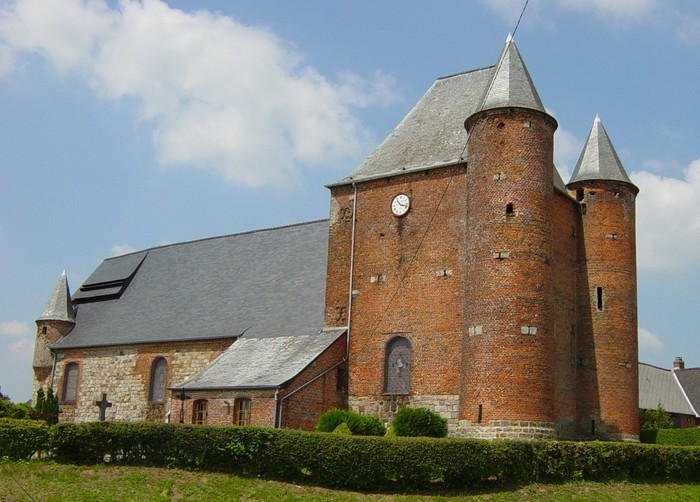 Journées du patrimoine 2020 - Visite libre de l'Église Saint-Nicolas d'Englancourt