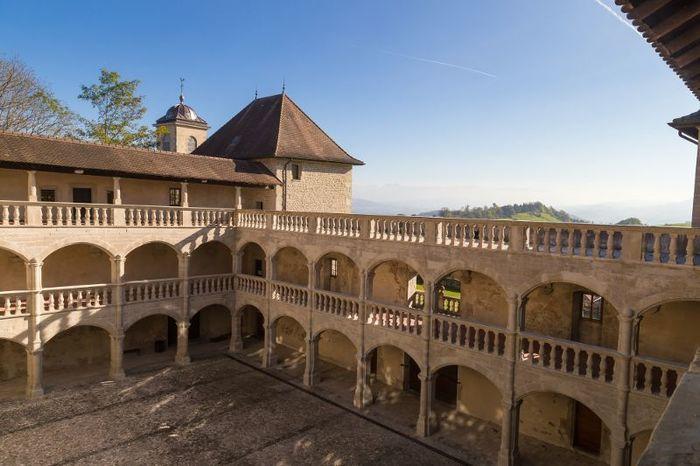 Journées du patrimoine 2019 - Visite libre de la demeure Renaissance et du château, et ateliers-jeux