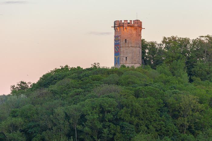 Journées du patrimoine 2020 - Ascensions de la tour de l'Aubespin