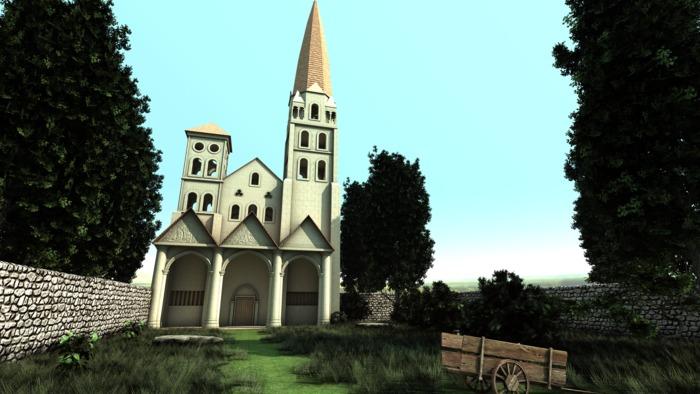 Journées du patrimoine 2019 - Visite originale de l'Abbaye Saint-Germain
