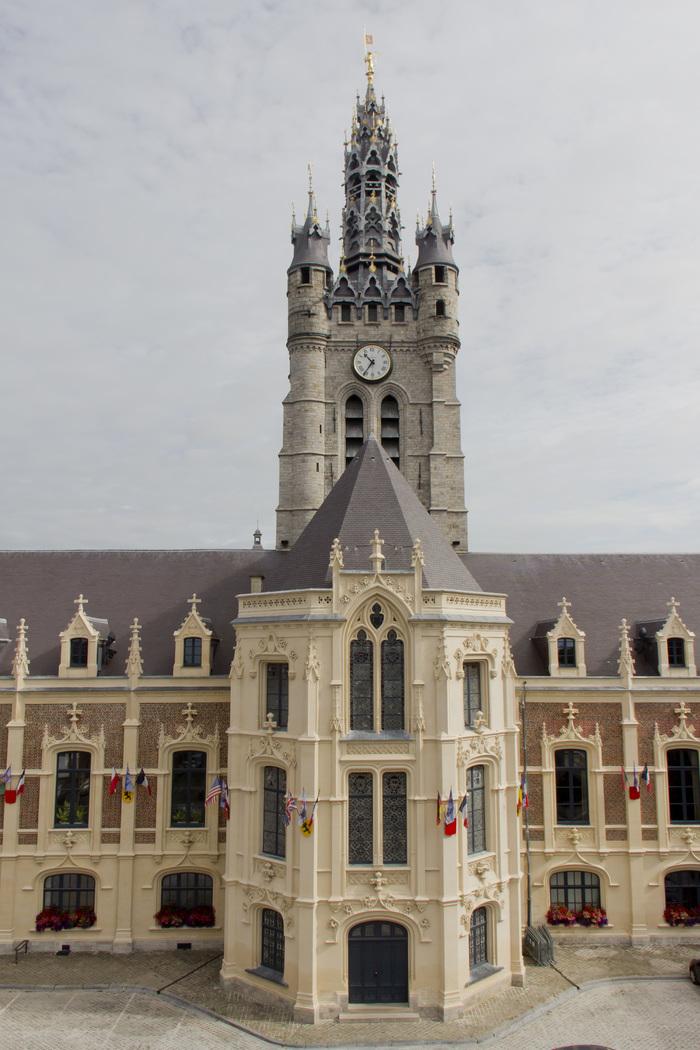 Journées du patrimoine 2019 - Beffroi et carillon - Visite guidée