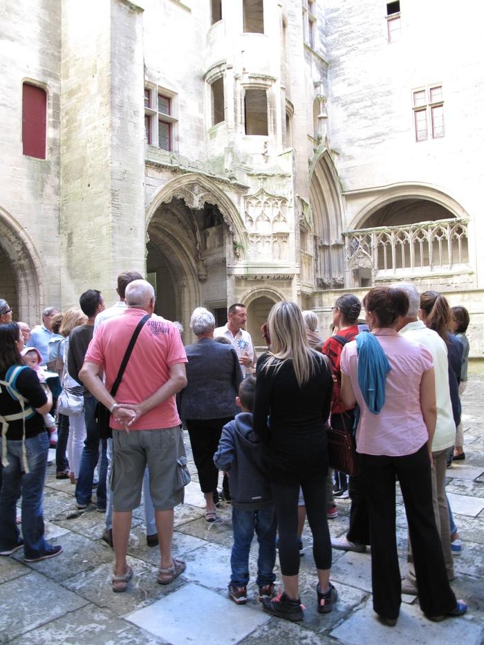 Journées du patrimoine 2019 - Visite-flash du château