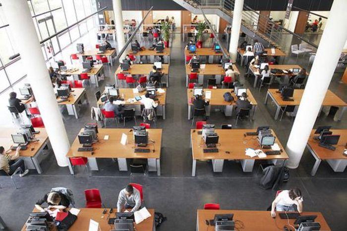 Journées du patrimoine 2019 - Visite guidée de la bibliothèque universitaire de Saint-Quentin-en-Yvelines
