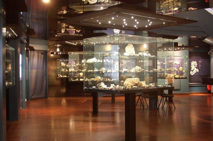 Journées du patrimoine 2020 - Découverte des collections minéralogiques du musée