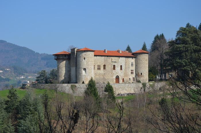 Journées du patrimoine 2020 - château de la Chèze