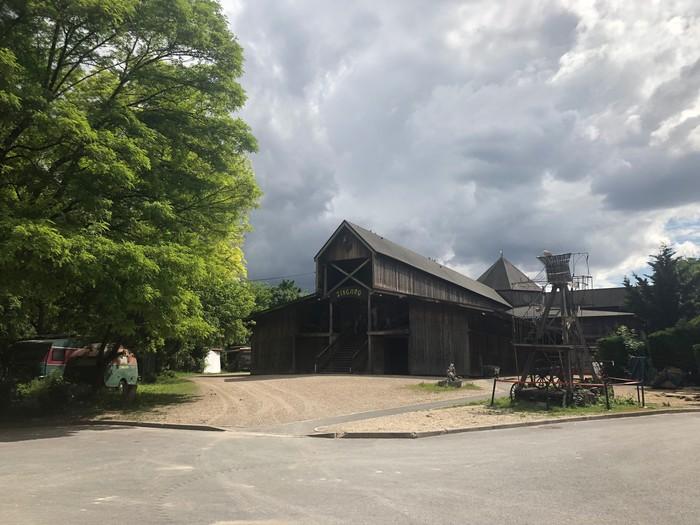 Journées du patrimoine 2019 - Visite du théâtre équestre Zingaro
