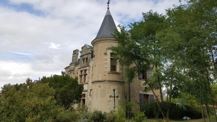 Journées du patrimoine 2019 - Visite guidée d'un château du XVIe siècle