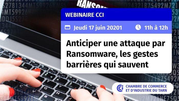 Ce webinaire a pour objectif de vous expliquer comment réagir en cas d'attaque par ransomware et quelles sont les mesures préventives à mettre en œuvre pour se protéger