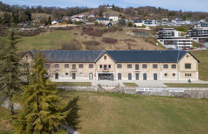 Journées du patrimoine 2020 - Visite guidée de la ferme de Bressieux