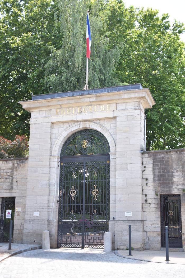 Journées du patrimoine 2019 - Visites commentées préfecture de Lons le Saunier et sous préfecture de Dole