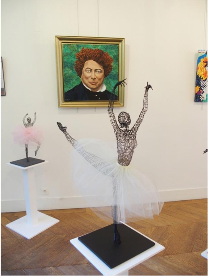 Journées du patrimoine 2020 - Exposition des sculptures de Corinne Halimi