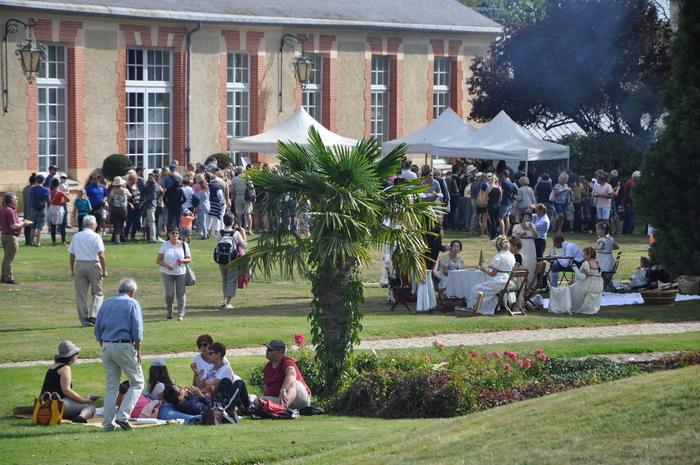 Journées du patrimoine 2019 - Déjeuner sur l'herbe