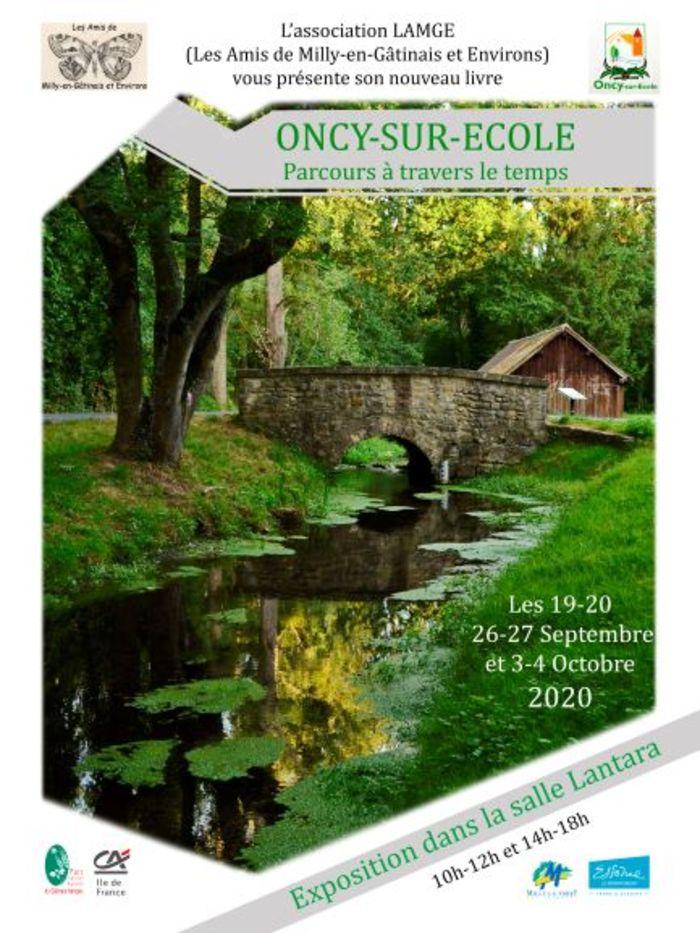 Journées du patrimoine 2020 - Exposition: Oncy-sur-Ecole, parcours à travers le temps