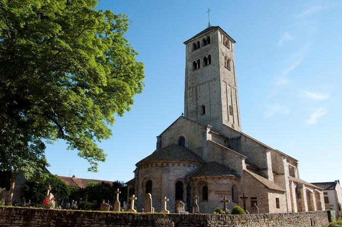 Journées du patrimoine 2019 - Visite libre ou commentée de l'église de Chapaize