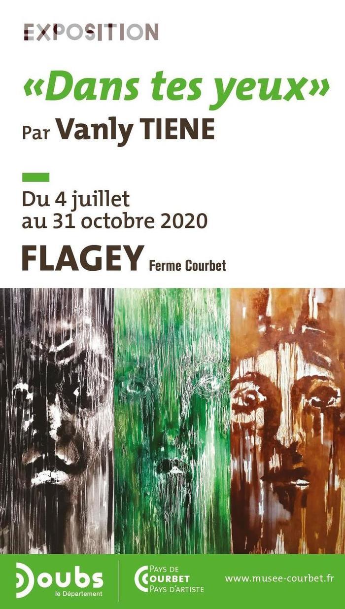 Journées du patrimoine 2020 - - Dans tes yeux - de Vanly Tiene