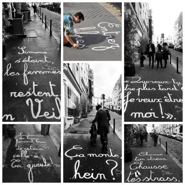 Nuit des musées 2019 -Atelier : Quand la rue devient un champ d'écriture !