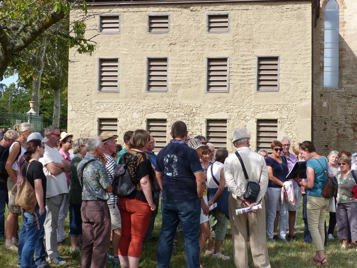 Journées du patrimoine 2019 - Les thermes de Sainte-Eugénie