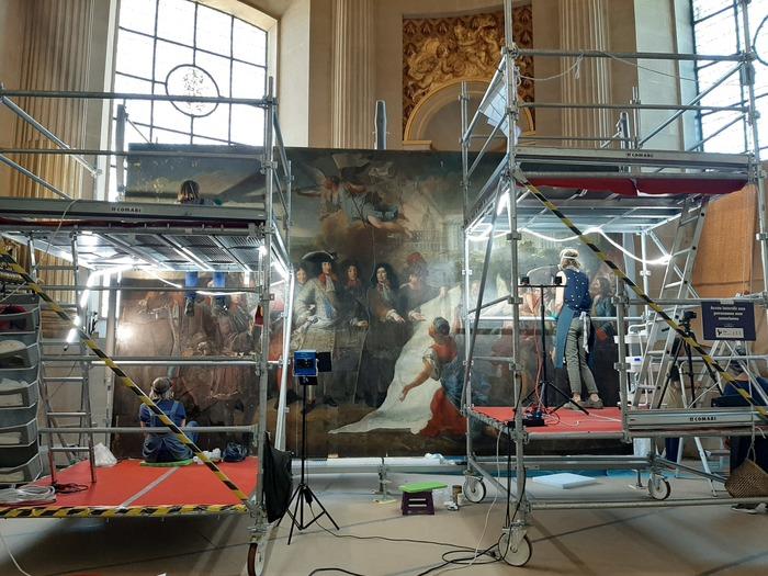 Journées du patrimoine 2020 - Les secrets du Dôme et d'une restauration exceptionnelle