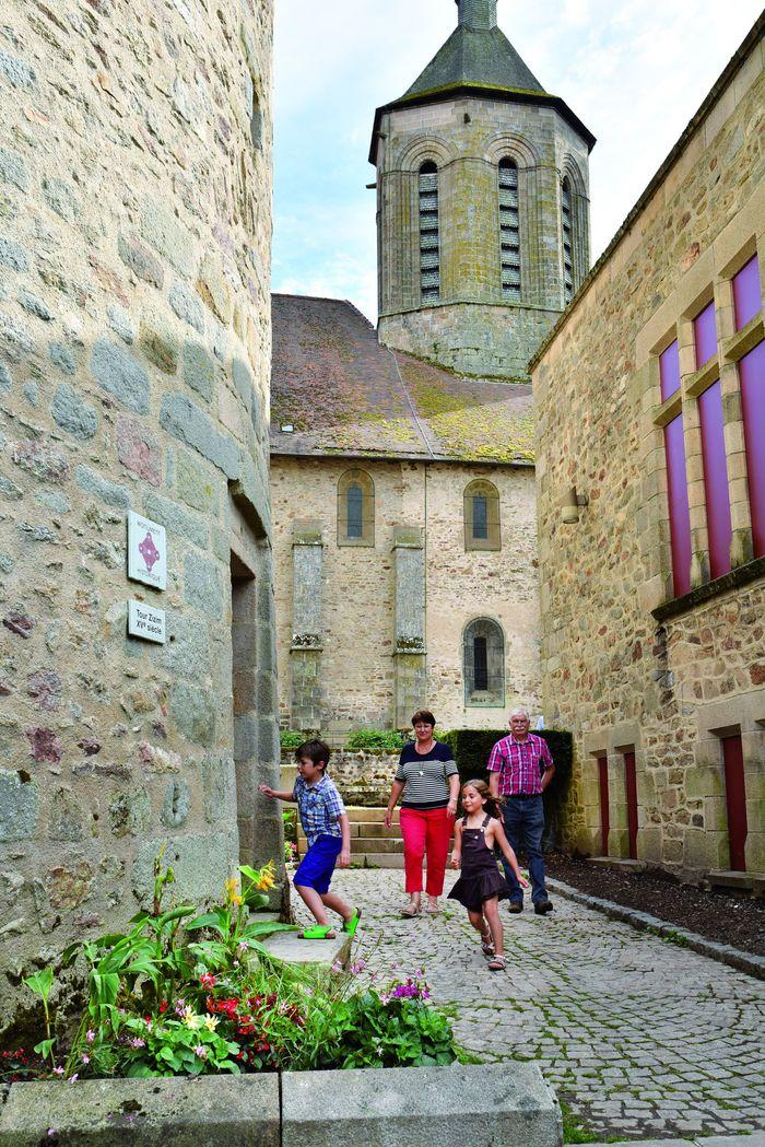 Journées du patrimoine 2019 - Visite d'une tour prison du XVe siècle