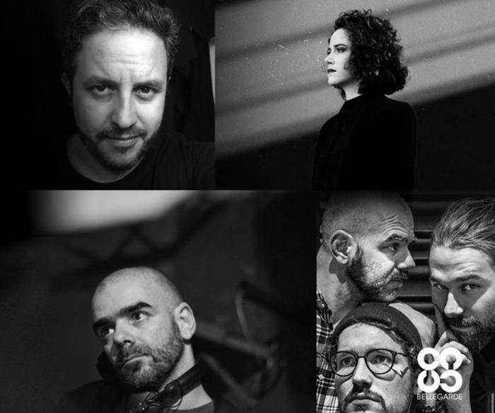 Fête de la musique 2019 - Les ateliers MAO // Scène Open Mic // Plato // Funky Farid // Yohm // Esther
