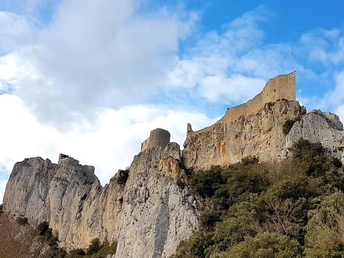 Journées du patrimoine 2019 - Peyrepertuse, le château dans le ciel