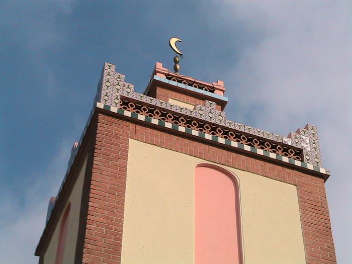 Journées du patrimoine 2020 - Annulé   Visite libre de la mosquée Nour-el-Islam