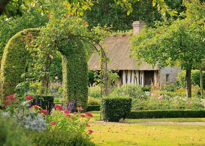 Journées du patrimoine 2020 - Visite libre de la maison des champs - musée Pierre-Corneille