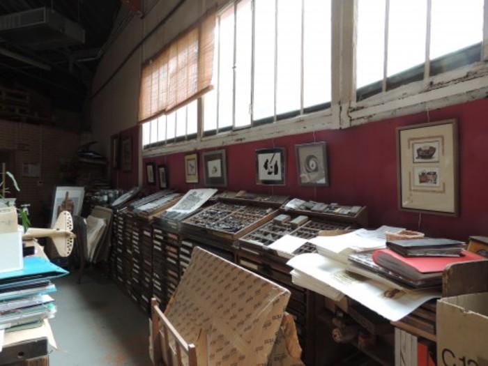 Journées du patrimoine 2019 - Exposition des stagiaires de l'Atelier d'encadrement et de cartonnage d'Art et d'abat-jour