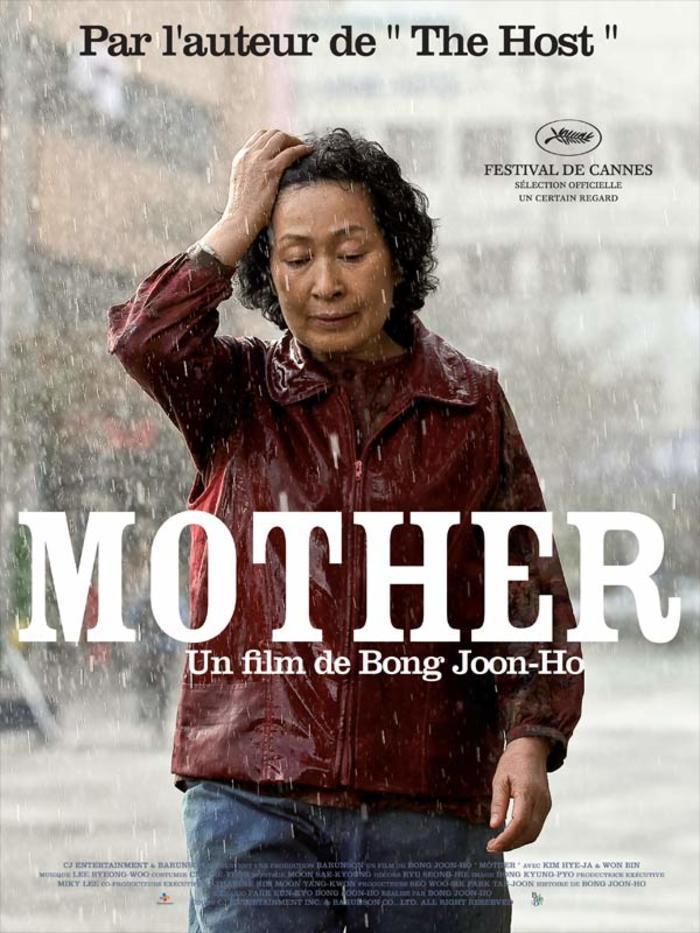 DRAME/THRILLER DE BONG JOON-HO AVEC KIM HYE-JA… 2010 - 2H10