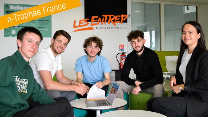 L'application Ma Vié Étudiante a été sélectionnée pour le e-Trophée France, soutenez-les le 27/05 à 17h en direct sur YouTube