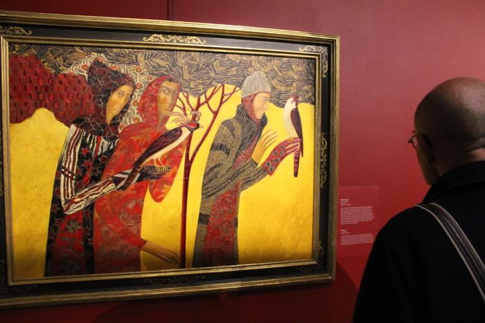 Journées du patrimoine 2019 - Visite guidée de l'exposition «Timur D'Vatz - Un voyage merveilleux»