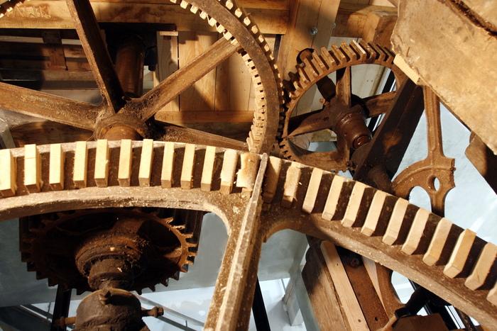Journées du patrimoine 2020 - Visite guidée de l'ancien moulin à huile de Buding