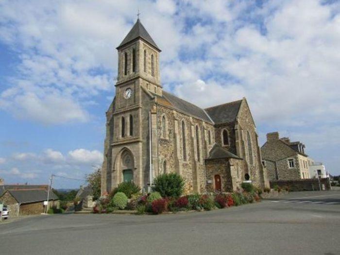 Journées du patrimoine 2020 - Visite libre de L'église Saint-Méloir