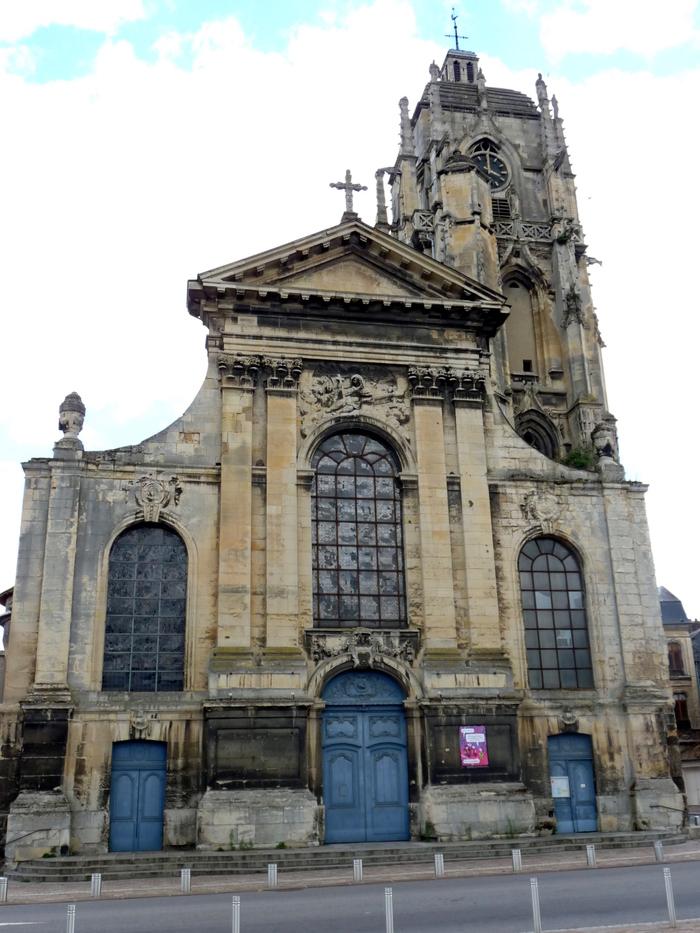 Journées du patrimoine 2020 - Visite libre de l'église Saint-Jean