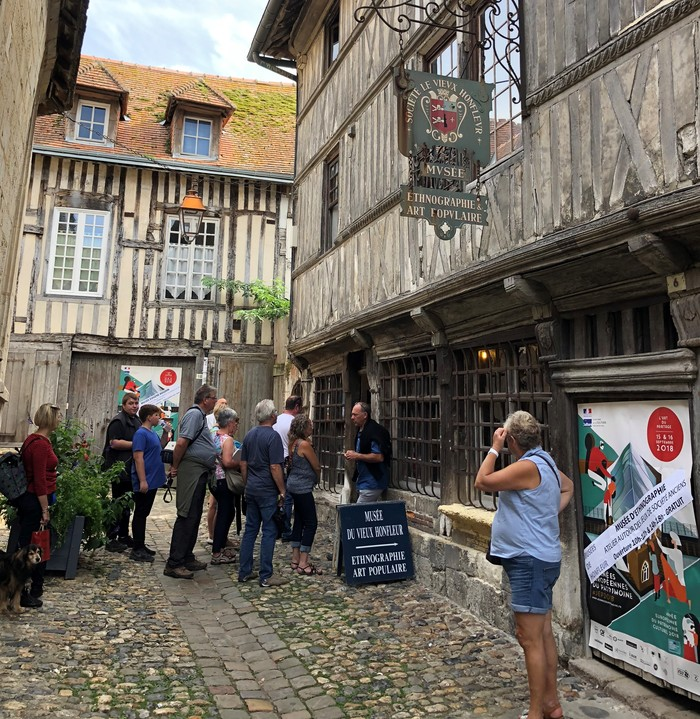 Journées du patrimoine 2019 - Visite libre des collections du musée d'Ethnographie