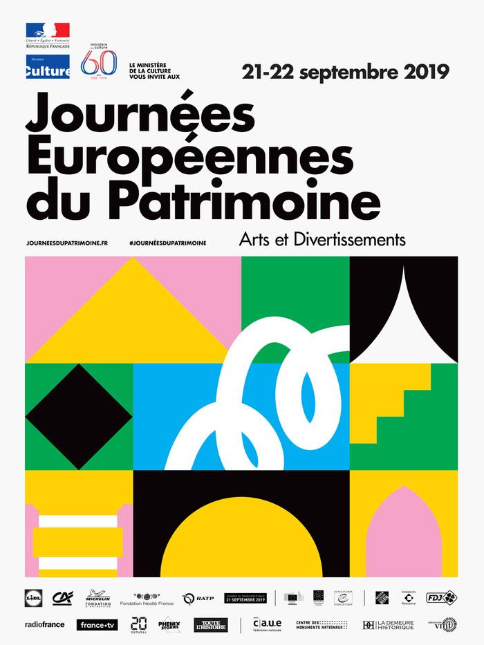 Journées du patrimoine 2019 - Les JEP au Musée Jean-Jacques Rousseau à Montmorency - Exposition
