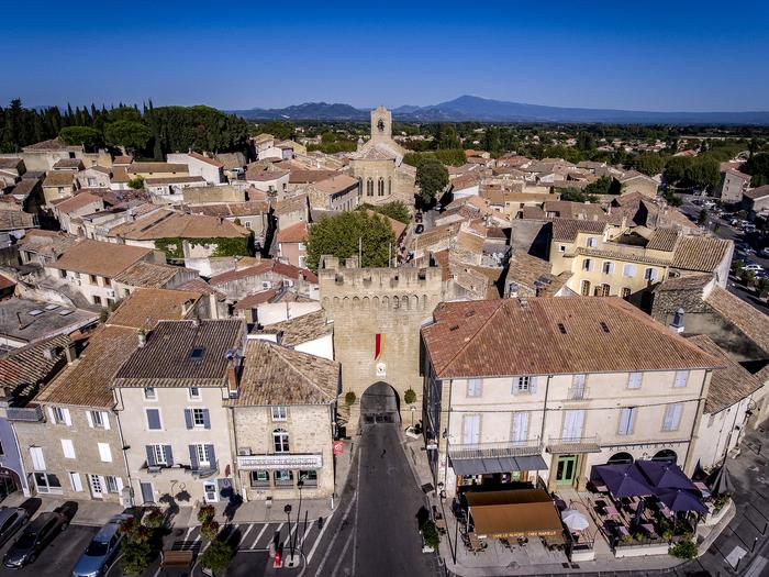 Journées du patrimoine 2020 - Visite guidée du village de Courthézon samedi 19 septembre à 14h30