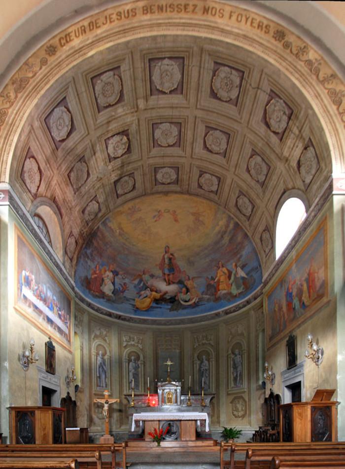 Journées du patrimoine 2020 - Visite guidée de l'église de Saint-Ferréol