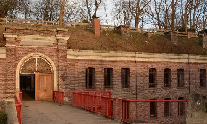 Journées du patrimoine 2020 - Visite guidée du Fort de Mons-en-Baroeul