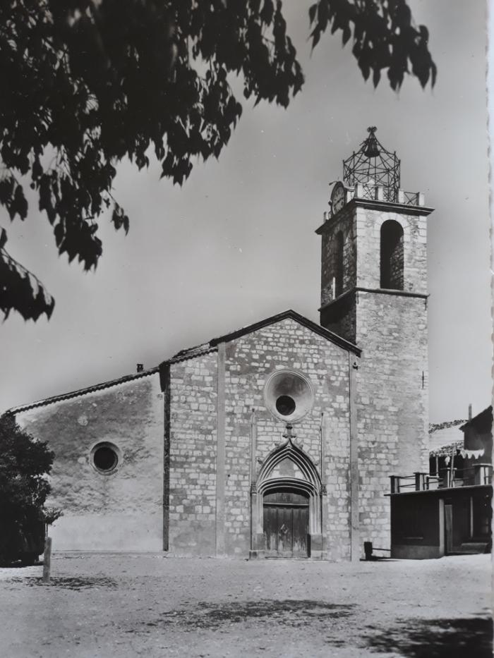 Journées du patrimoine 2020 - L'église St Michel au fil de l'histoire.