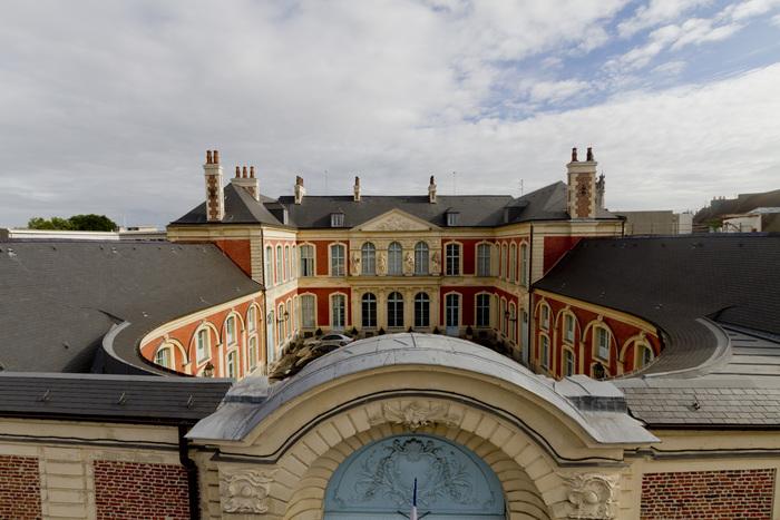 Journées du patrimoine 2019 - Hôtel d'Aoust - Visite guidée