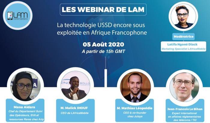 La technologie USSD : Encore sous exploitée en Afrique francophone