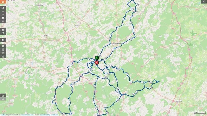 Vélo Club Rochefort - Sortie du samedi 31 juillet 2021