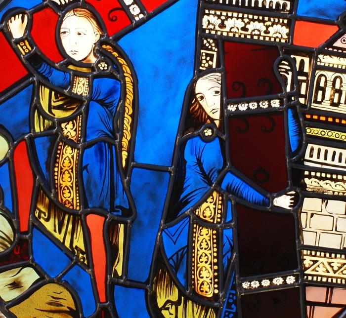 Journées du patrimoine 2020 - Visite guidée de l'Atelier Vitrail du Léman & du travail du verre, de la terre, du feutre, de la paille, des abats jour