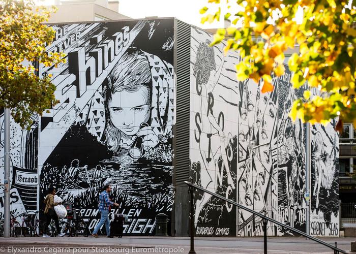Journées du patrimoine 2020 - Visite guidée  «Gare et/au Street Art !»
