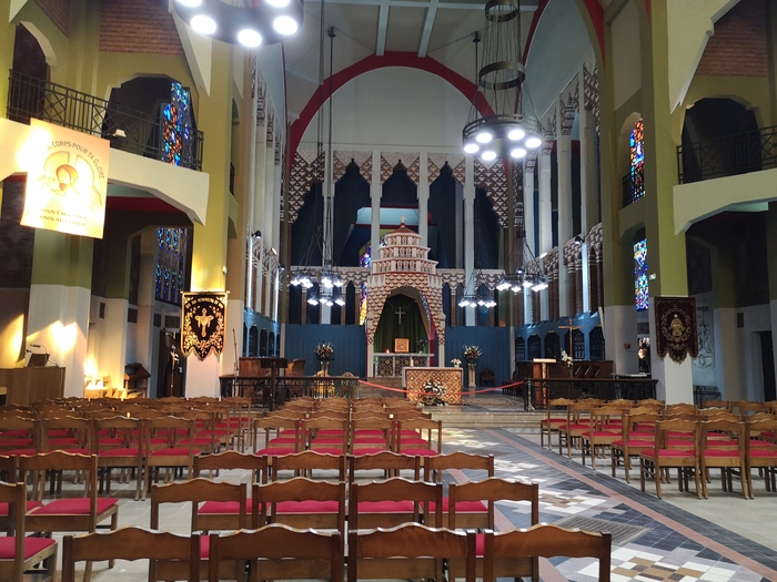 Visite guidée : Église St Chrysole de Comines